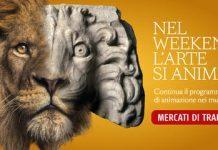 Aperture straordinarie serali Mercati di Traiano