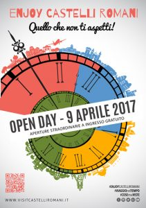 Open Day Enjoy Castelli Romani