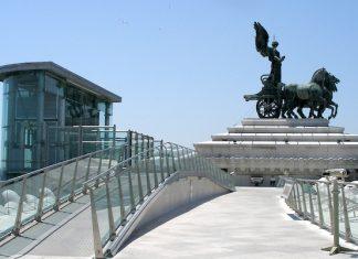 Architettura Terrazza Italia
