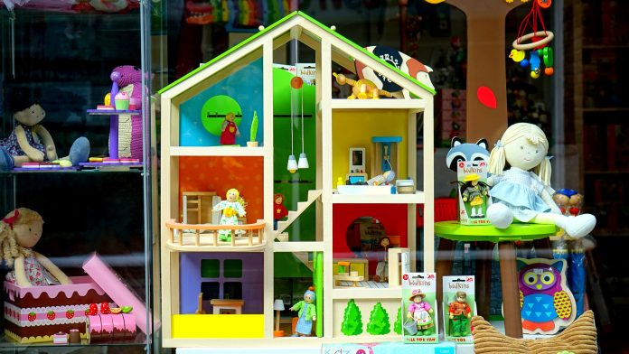 negozi di usato per bambini a Roma