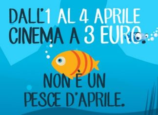 cinemadays 2019 cinema a 3 euro